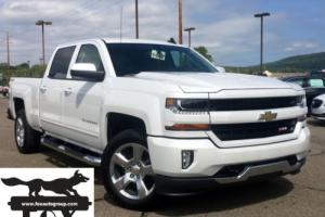 2017 Chevrolet Silverado 1500 Z71 4wd LT Crew Cab All Star Edition