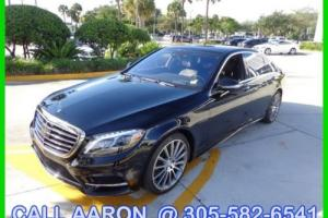 2015 Mercedes-Benz S-Class WE SHIP, WE EXPORT, WE FINANCE Photo