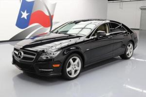 2012 Mercedes-Benz CLS-Class CLS550ATIC AWD SUNROOF NAV