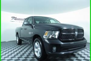 2016 Ram 1500 Express 4x4 V8 HEMI Quad Cab Truck Towing package