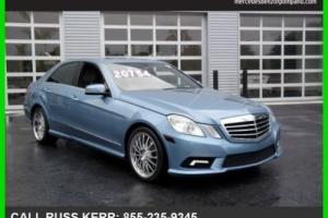 2011 Mercedes-Benz E-Class E350 Luxury
