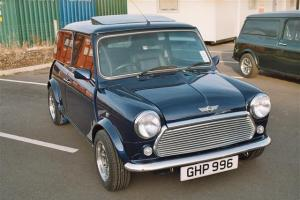 September 1999 Rover Mini Seven Special Edition MPi
