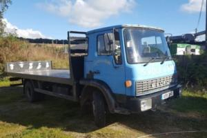 Classic Bedford TL Lorry 1984 - 1 Owner from new - 80,000 miles