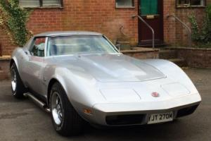 1974 CHEVROLET CORVETTE STINGRAY C3 7.4 LITRE