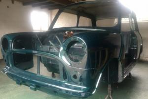 Mini Cooper Fully restored bodyshell