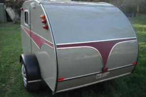 2013 TEARDROP CARAVAN. GREAT ACCESSORY FOR ANY CLASSIC