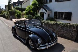 1956 VW Karmann Beetle Cabrio