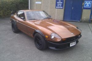 Datsun 280Z Rust Free California Import Photo