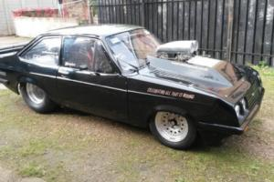 Ford Escort Mk2 RS9000 v8 RS2000 Drag Hotrod Dragster show car Mk1 ,May PX Deal Photo