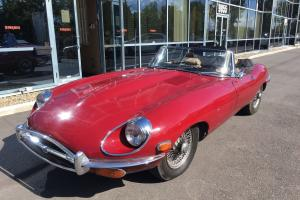 1970 Jaguar E-Type Roadster | eBay Photo