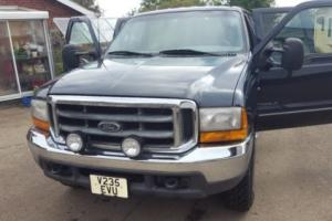 Ford F350 American LHD 4X4 Pick Up