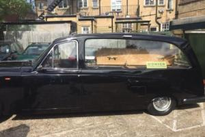 Daimler 1983 DS420 Hearse