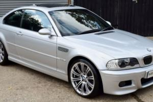 Immaculate E46 M3 - ONLY 94,000 - FSH - WARRANTY INC