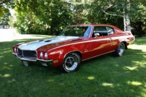 1970 Buick gran sport stage1 4 speed