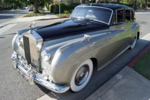 1961 Rolls-Royce Other BENTLEY S2 / SILVER CLOUD II SEDAN WITH A/C! Photo