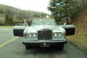 1980 Rolls-Royce Corniche Photo