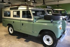 1965 Land Rover Defender Series llA 109