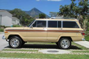 1977 Jeep Wagoneer Photo