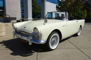 1960 Sunbeam Alpine Photo