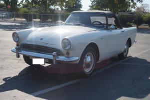 1962 Sunbeam Alpine Series II