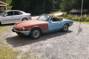 1971 Triumph Other Spitfire Photo