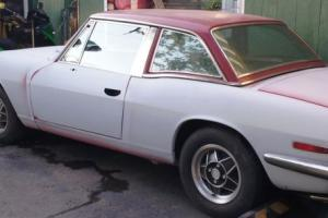Triumph: Stag  Convertible two+two Grand Touring. Photo