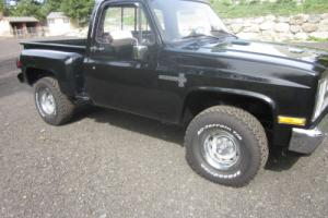 1987 Chevrolet Other Pickups Custom Deluxe