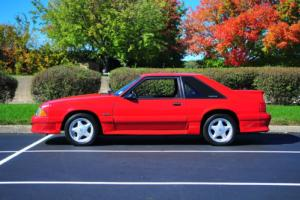 1991 Ford Mustang GT Photo