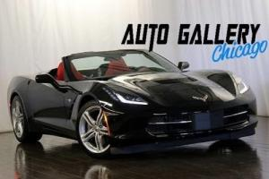 2016 Chevrolet Corvette 3LT Convertible