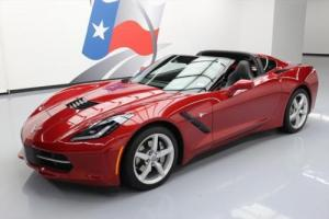2014 Chevrolet Corvette 2LT AUTO CLIMATE LEATHER NAV HUD