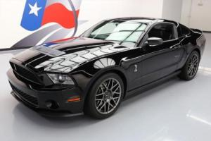 2011 Ford Mustang SHELBY GT500 SVT COBRA 6SPEED NAV