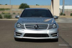 2013 Mercedes-Benz C-Class 4dr Sedan C350 Sport RWD