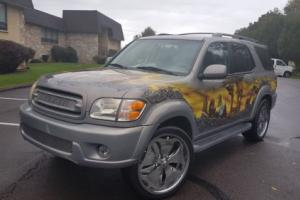 2001 Toyota Sequoia 4dr Limited