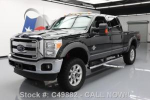 2015 Ford F-250 LARIAT 4X4 LIFT DIESEL SUNROOF NAV
