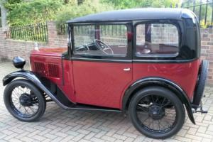 AUSTIN SEVEN 1931 SHORT WHEELBASE SALOON Photo