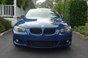 2009 BMW 3-Series MSport