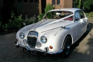 Daimler V8 250 1969 - Jaguar MK2 - Wedding Car Photo