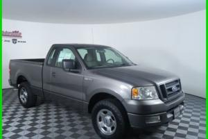 2005 Ford F-150 STX RWD 4.2L V6 Engine Regular Cab Truck