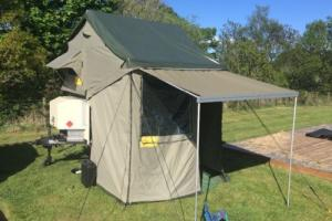 Overland Expedition Eezi Awn Sankey Camping Trailer