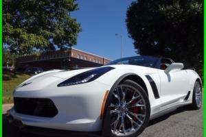 2016 Chevrolet Corvette ONE OWNER CLEAN CARFAX WE FINANCE TRADES WELCOME