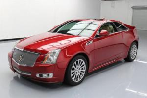 2012 Cadillac CTS 3.6L PREMIUM COUPE SUNROOF NAV