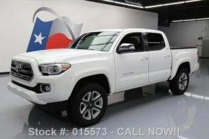 2016 Toyota Tacoma LTD DBL CAB 4X4 SUNROOF NAV Photo