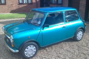 "Stunning Classic Mini Rio with just ""4,500 miles"""