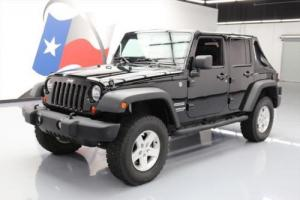 2012 Jeep Wrangler SPORT 4X4 SOFT TOP AUTO LEATHER