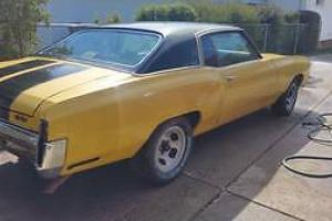 1970 Chevrolet Monte Carlo Photo