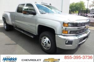 "2016 Chevrolet Silverado 3500 4WD Crew Cab 167.7"" LTZ Photo"