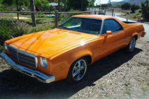 1974 Other Makes El Camino