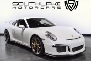 2015 Porsche 911 GT3 GMG EDITION Photo
