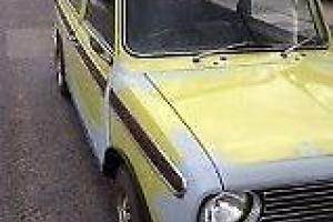Austin mini clubman estate Photo