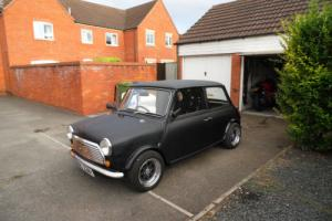 classic mini 1.6 vauxhall engine hybrid Photo